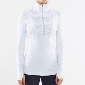 Lululemon | Run Your Heart Out Half Zip Pullover